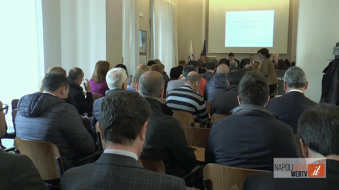 Organismi indipendenti di Valutazione, terminato il corso di specializzazione all'Odcec Napoli Nord. Video