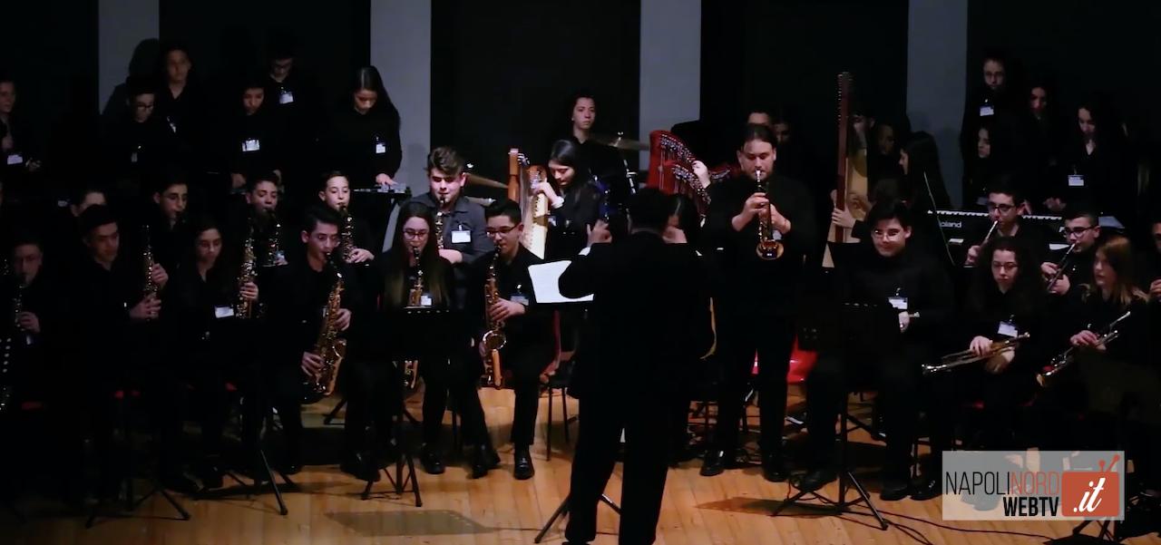 L'istituto Capasso-Mazzini di Frattamaggiore alla finale Festival Mondiale di Creativitànella Scuola. Video