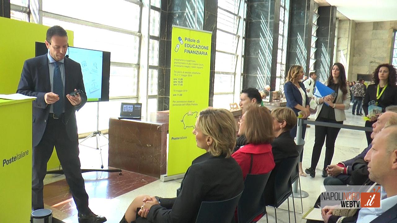 Educazione finanziaria, progetto di Poste Italiane per aiutare i clienti ad investire correttamente. VIDEO