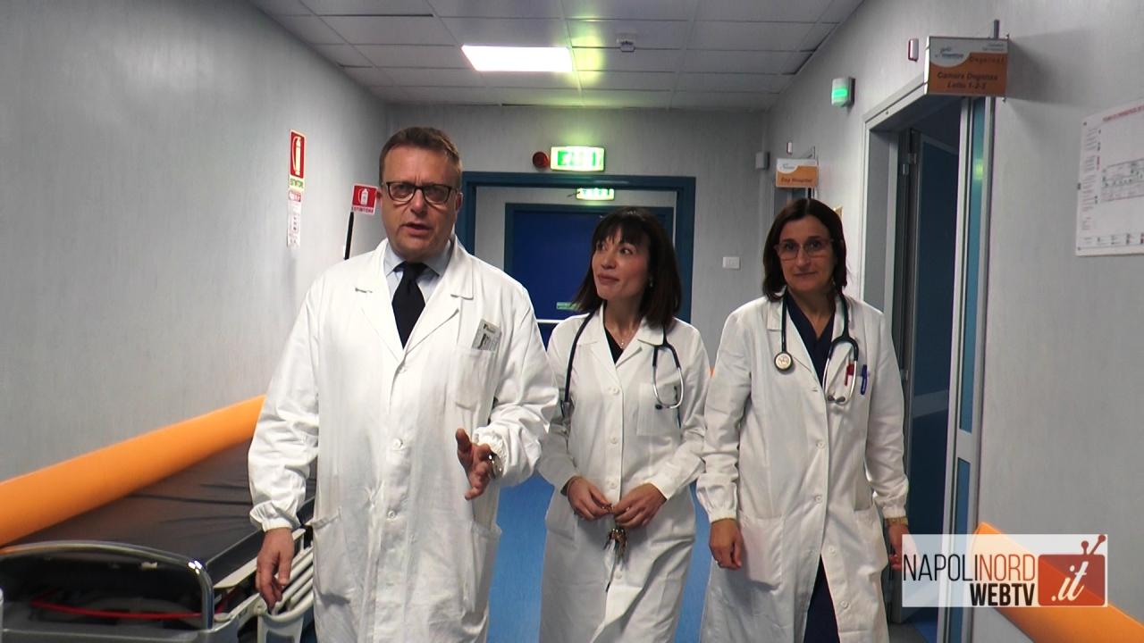 Ipertensione arteriosa, in campo il Reparto di Cardiologia dell'ospedale San Giuliano con lo screening gratuito. Video