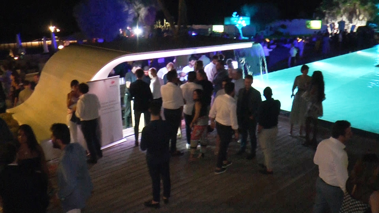 'Festa d'estate 2019', evento dei commercialisti dell'Odcec di Napoli Nord. VIDEO