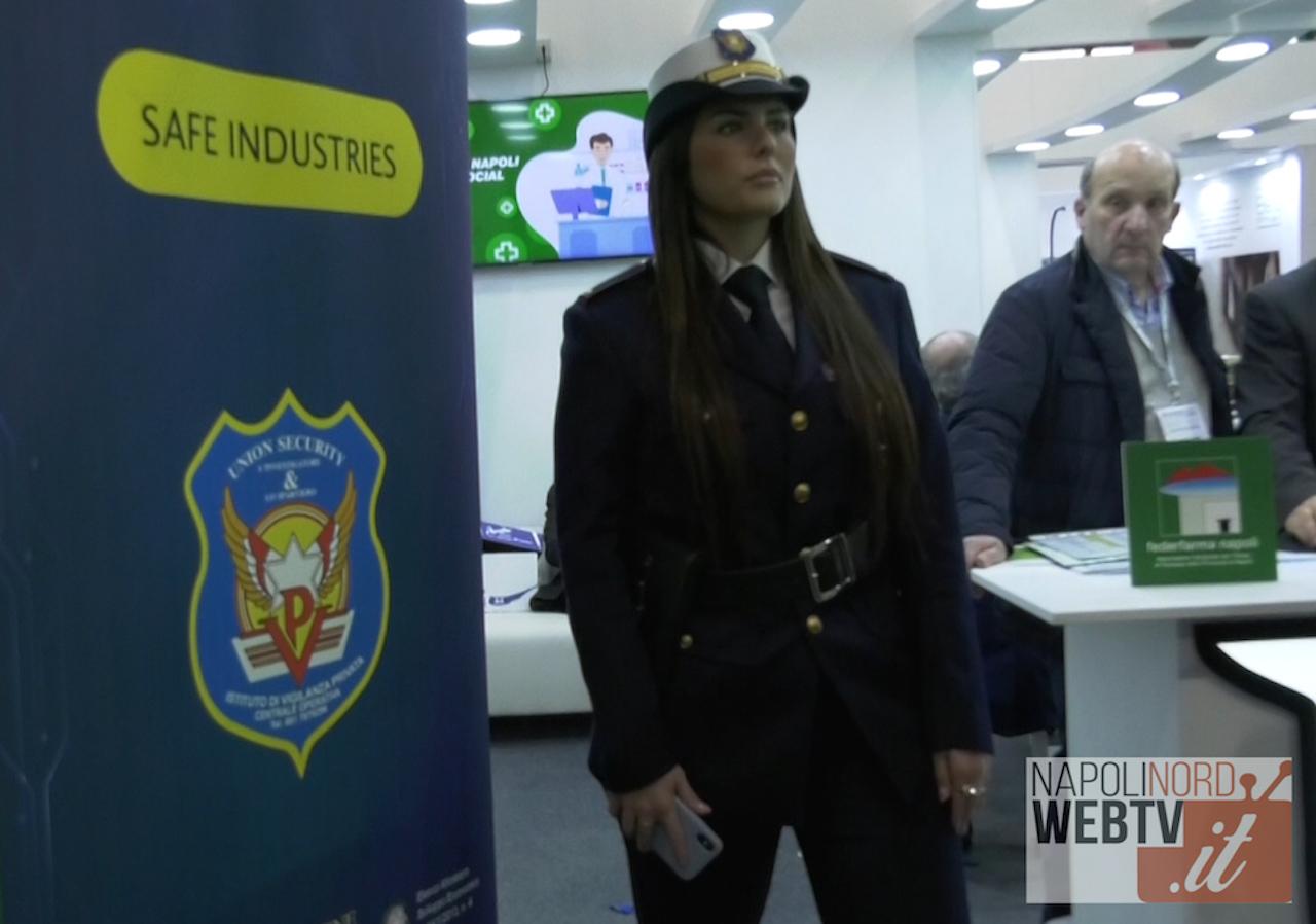 'Safe', presentato il dispositivo dell'ingegner Thair: a gestire gli interventi la Union Security Group di Valerio Iovinella. VIDEO