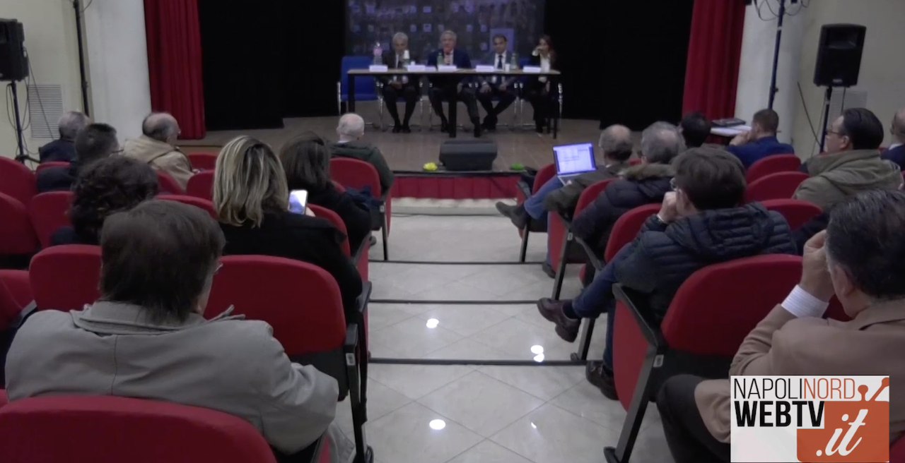 Revisore contabile e controllo di gestione, esperti a confronto all'Odcec Napoli Nord. Video