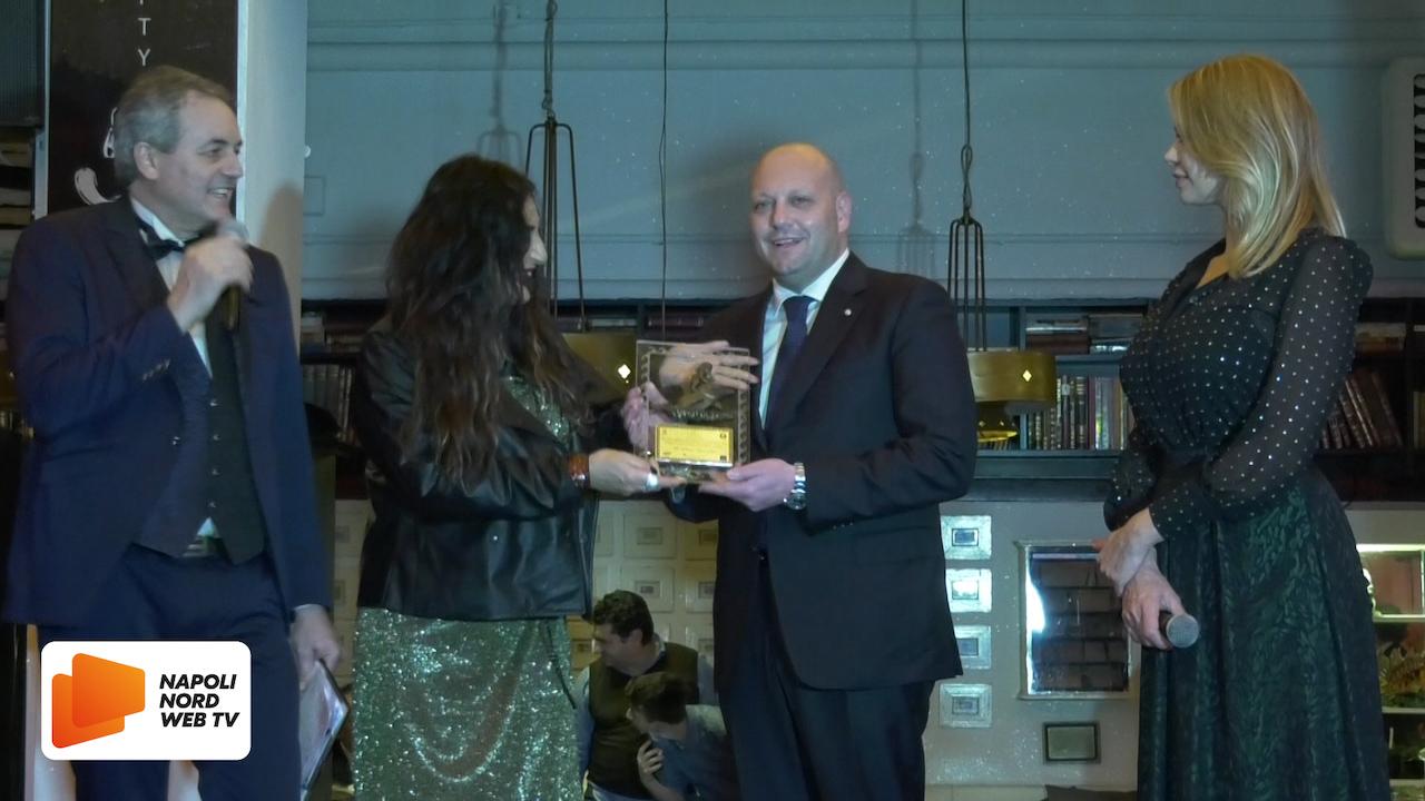 Imprenditoria e sociale, Valerio Iovinella premiato a Milano al '23esimo Meeting del Mare'. VIDEO