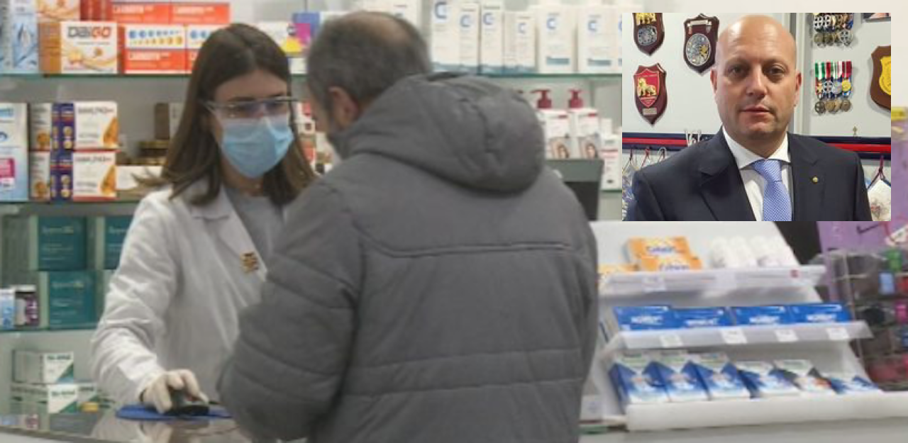 Coronavirus, consegna dei medicinali agli anziani: accordo gratuito tra Iovinella della Union Security e il Comune di Giugliano