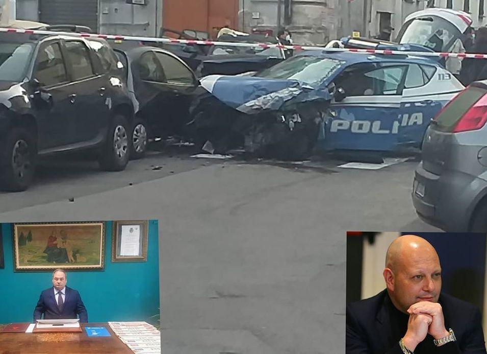 """Agente morto a Napoli, Bonci e Iovinella (Tutela Forze Armate): """"Vicini alla Polizia e ai familiari della vittima"""""""