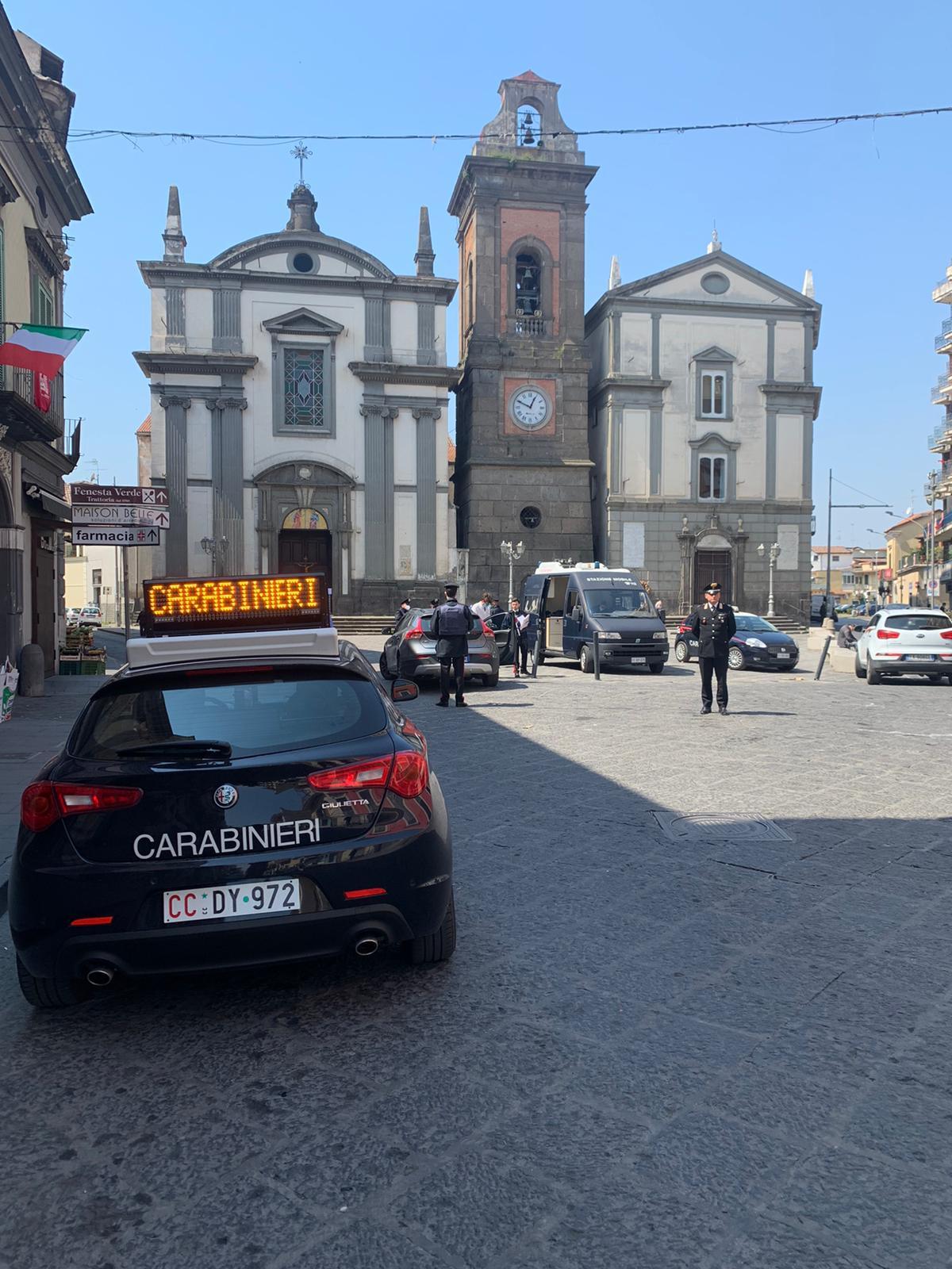 Fase2, task force dei carabinieri: controllate 50 aziende VIDEO