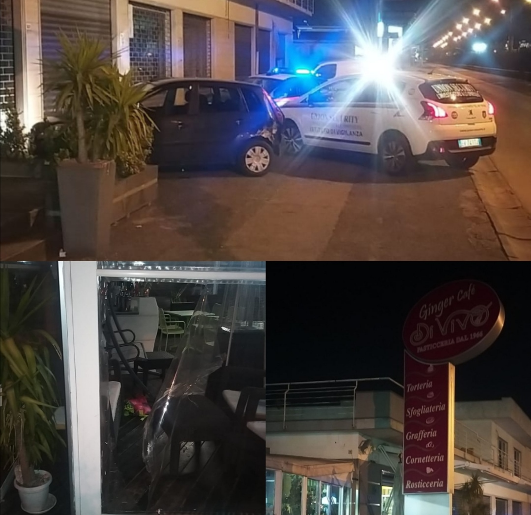 Tentato furto in un bar, le guardie giurate della Union Security fermano un 50enne