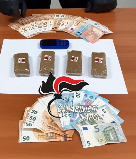 Droga a Marano, carabinieri arrestano due coniugi