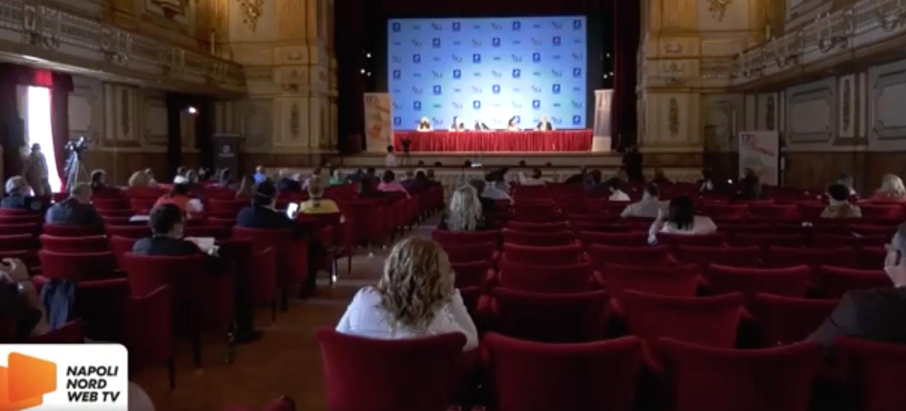 Napoli Teatro Festival 2020, a luglio gli eventi per sfatare la paura del covid19 VIDEO