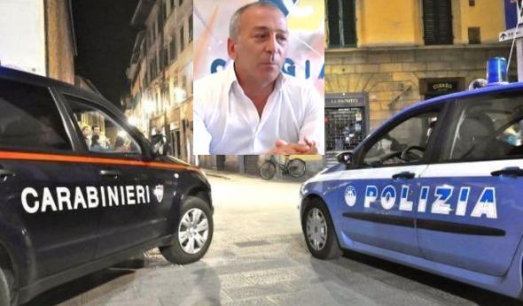 """Emergenza criminalità a Giugliano, il presidente della Confesercenti Porcaro: """"Città allo sbando"""""""