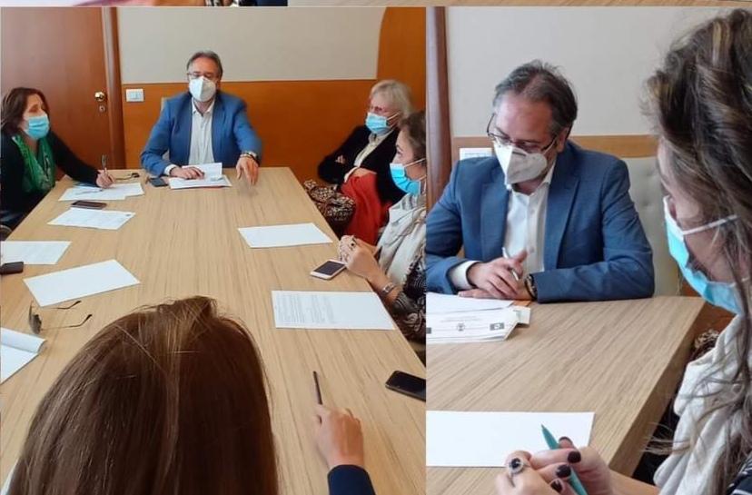 """Covid, otto nuovi casi e un decesso. Il sindaco Pirozzi: """"Chiesti maggiori controlli alle forze dell'ordine"""""""
