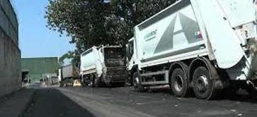 Sciopero dei lavoratori della SapNa, bloccato l'impianto ex Cdr di Giugliano: a rischio la raccolta dei rifiuti