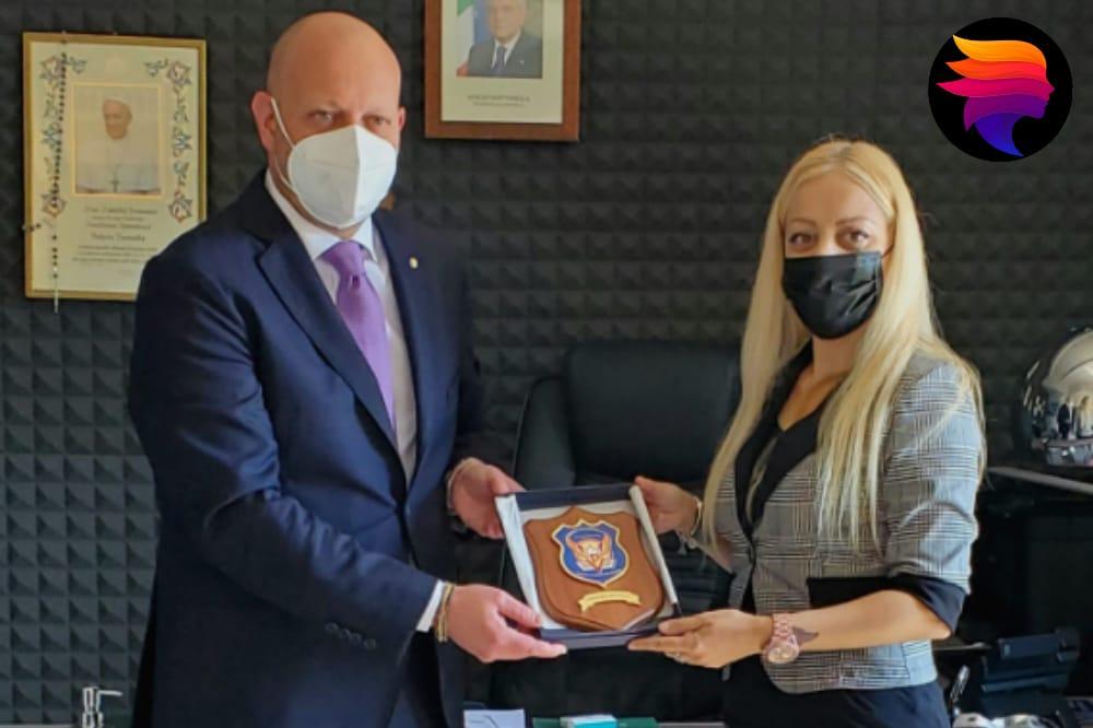 Violenza sulle donne, codice SARA: protocollo tra Union Security e la BALE Academy