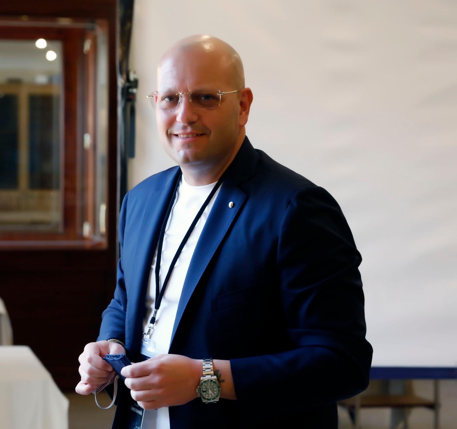 Valerio Iovinella nominato vicepresidente dell'Associazione Confidi Italiani